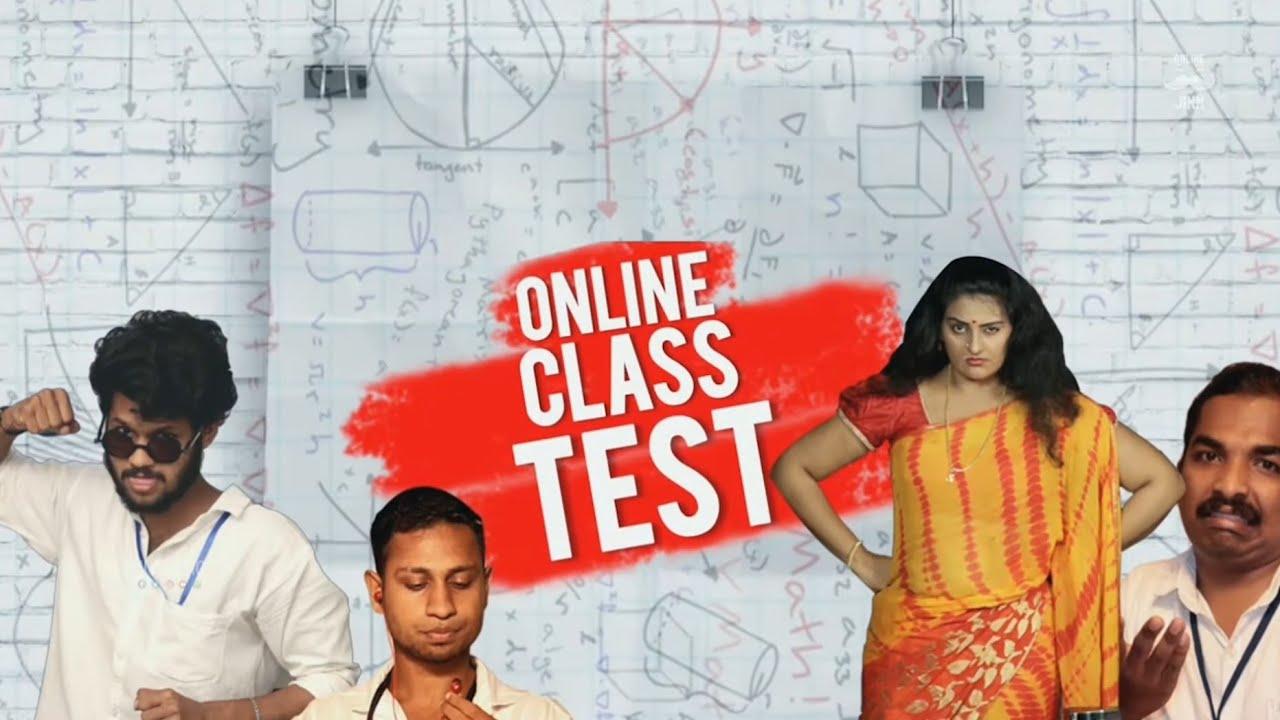 Plustwo Online Class Test | #Gofuntastic