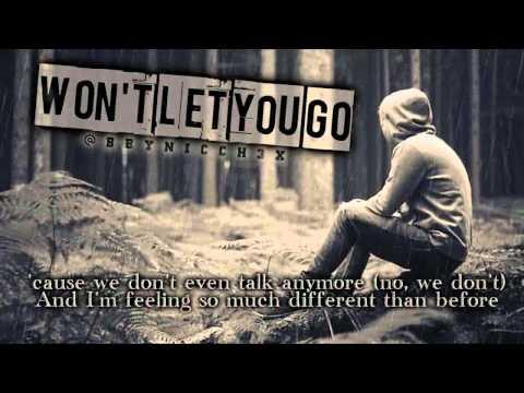 Justin Garner - Won't Let You Go