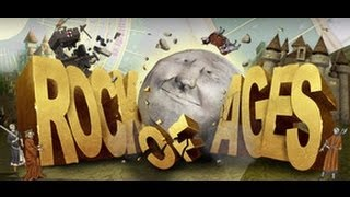 Rock of Ages Gameplay (PC/HD)