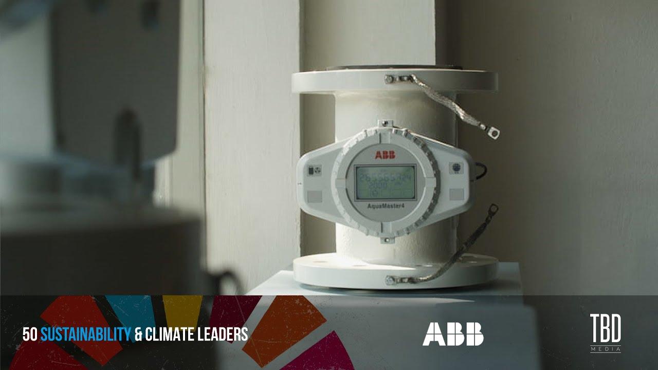 Cómo ABB afronta el desafío energético y mitiga el impacto del cambio climático