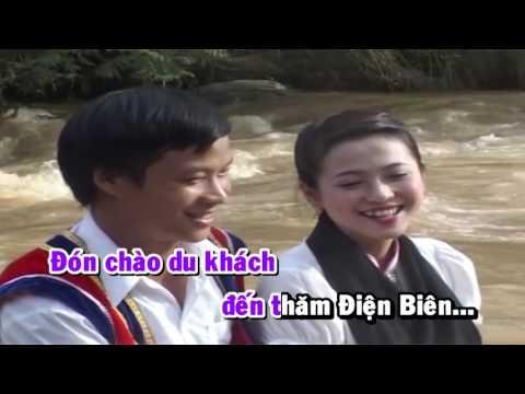 [HD] Karaoke Hoa Ban Điện Biên - ST Mạnh Cường (Karaoke by Kgmnc)