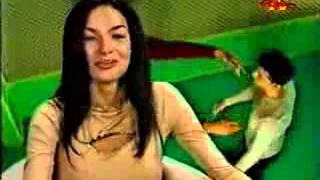 ВИА Гра-Съемки клипа Обними меня
