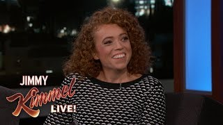 Michelle Wolf Dares Trump to Attend White House Correspondents