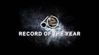 Record Of The Year Nominees   2018 GRAMMYs