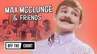 We Chilled With Mac McClung & His Boys! Check Out His Favorite Food Spot & DOPE SHOE COLLECTION 🔥