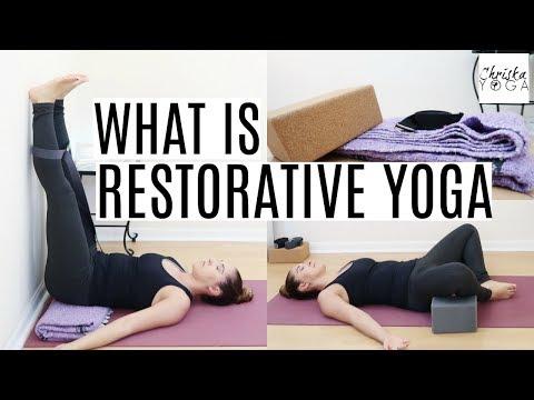 what is restorative yoga  should i take a restorative