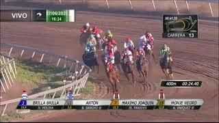 Vidéo de la course PMU PREMIO EL CANDIL HANDICAP
