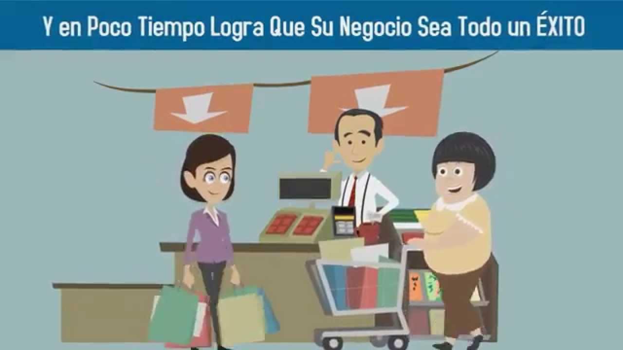 V deo explicativo para empresas comercial animado youtube for Empresas de pladur en valencia