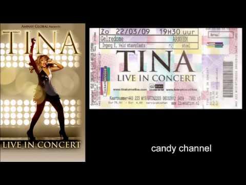 Tina Turner - Live in Concert  (Full Album)