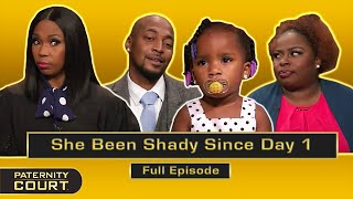 She Been Shady Since Day 1: Man Denies Paternity From a