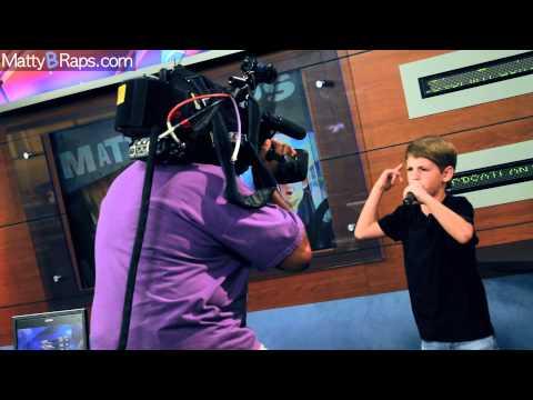 "MattyBRaps Performs ""Sugar Sugar"" on Better Mornings Atlanta CBS"