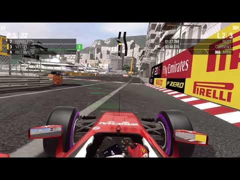 F1™ 2016 Mobile: Race at Monaco with Sebastian Vettel