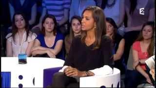 Karine Le Marchand On n'est pas couché 20 avril 2013 #ONPC