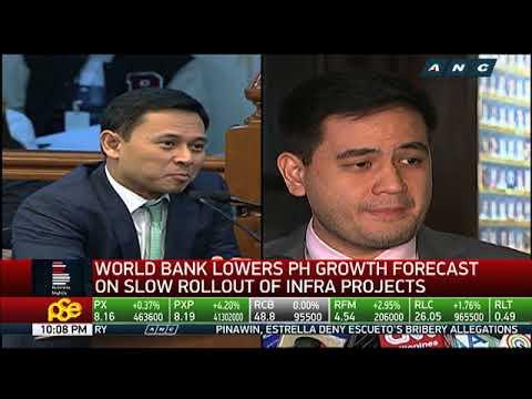 World Bank lowers PH growth forecast