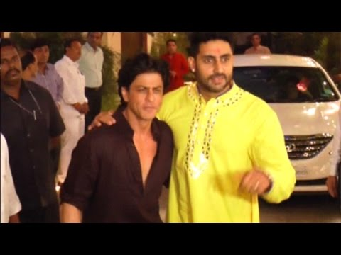 Bollywood Celebs Diwali Party 2016 Full Video HD - Shahrukh Khan