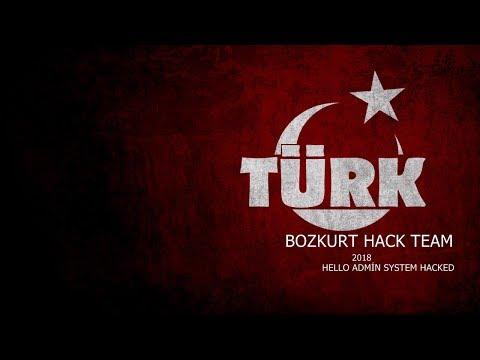 BOZKURT HACK TEAM OPERASYON-2