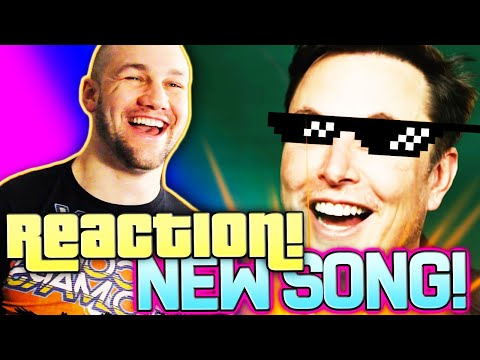 Elon Musk - Don't Doubt Your Vibe REACTION (NEW SONG 2020) 🔥