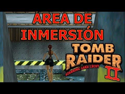 Tomb Raider 2 Vídeo-Guía en Español - Área de Inmersión (Diving Area)