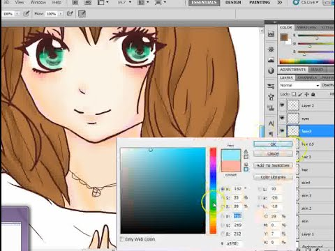 how to draw anime scarf