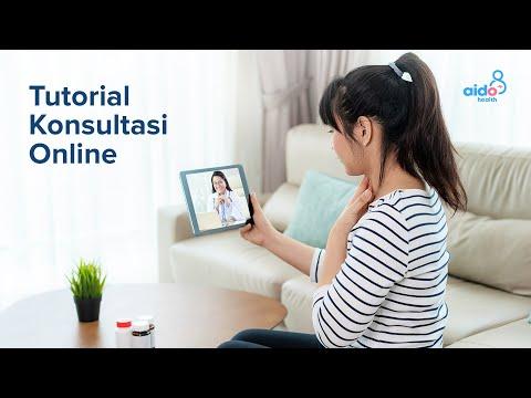 Tutorial Konsultasi Online dengan Dokter Bethsaida Melalui Aplikasi Aido Health