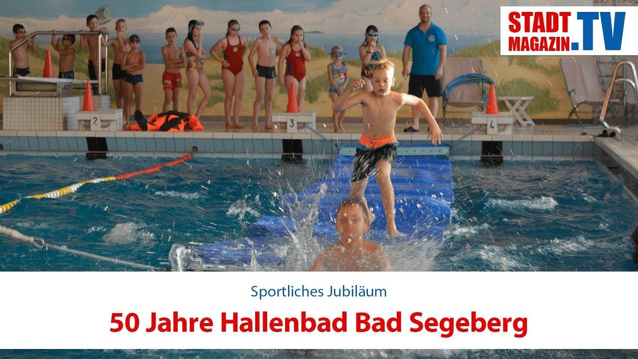 Hallenbad Neumünster sportliches jubiläum 50 jahre hallenbad bad segeberg