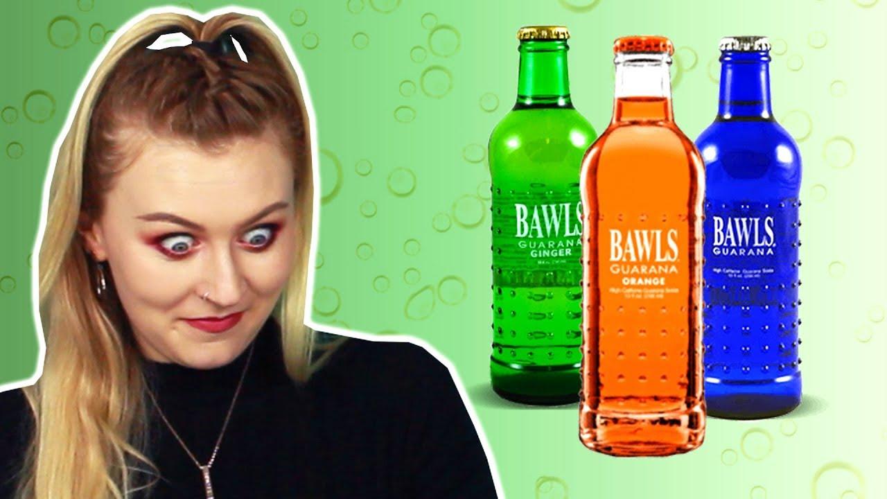 Irish People Try Caffeinated American Soda