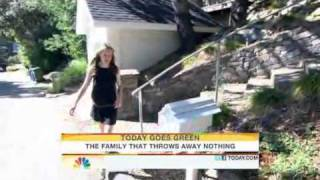 Earth Day 2011  Zero-waste family says it's easy being green - msnbc video.flv