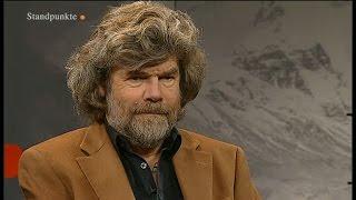 Reinhold Messner | Leben in Extremen (NZZ Standpunkte 2010)