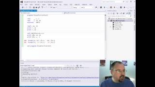 Creating an Intel Fortran MKL Project in Visual Studio