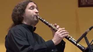 Abe Schwartz – traditional: Odessa Bulgar - Miloš Nikolić, clarinet