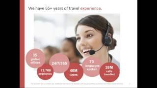 видео allianz страхование путешественников