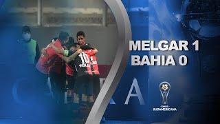 Melgar vs. Bahía [1-0] | RESUMEN | Segunda Fase | CONMEBOL Sudamericana