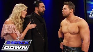 The Miz confronts Damien Mizdow & Summer Rae: SmackDown, April 16, 2015