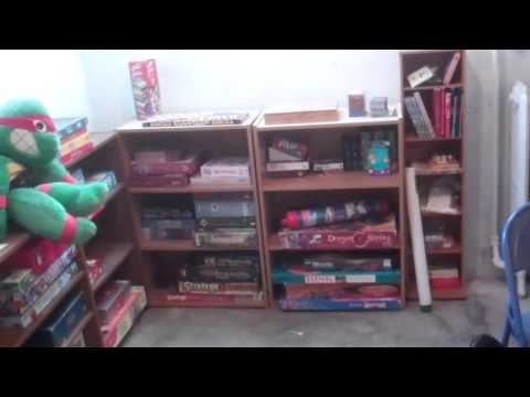 Table Top Gaming Room  Role Playing, Board Games, CCGs : Family Game Room