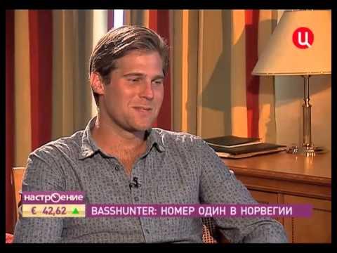 Interview with Basshunter (Интервью с Basshunter)