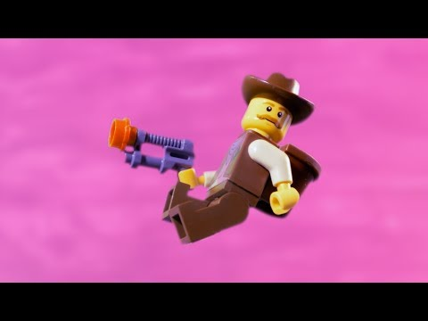 LEGO Fortnite (Stop Motion Animation/Brickfilm)