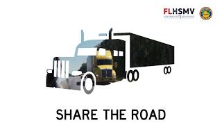 Share The Road Commercial Motor Vehicle 30s