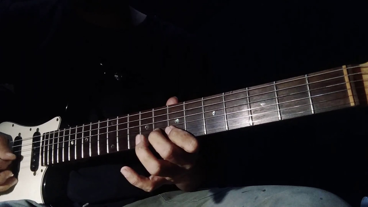 lick gitar Kumpulan