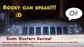 boom blasters the full unboxing install how to review overview