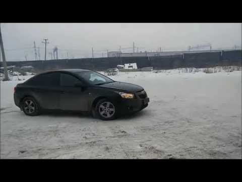 Chevrolet Cruze 2012 г 1,8 Автомат Крутимся на ручнике