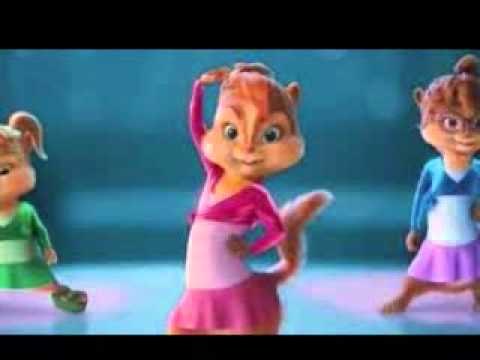 Chipettes - Twisted (a Carrie Underwood song)