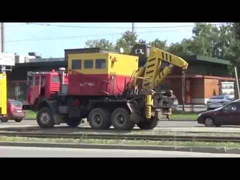 Спасение трамвая на Дементьева (видео. есть мат)