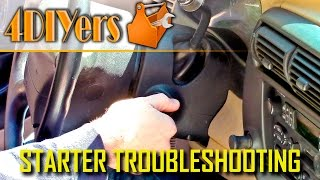DIY: How to Diagnose and Troubleshoot a Starter Motor