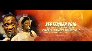 HEALING AND DELIVERANCE SERVICE. 25-09-18