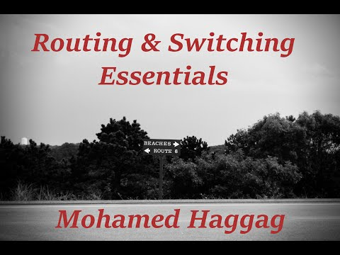 Routing & Switching Essentials -  Lecture 01 - (Chapter 01)