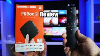 Mi Box S With Android TV Full Feature Review