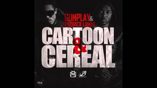 Kendrick Lamar Ft. Gunplay - Cartoon & Cereal (OFFICIAL)