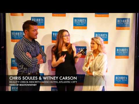 Chris Soules and Witney Carson Dance Together Again & Hold ...