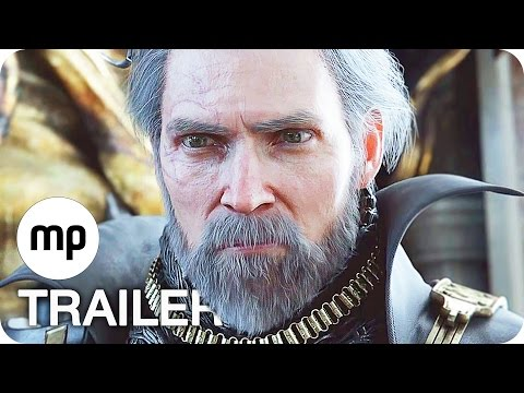 KINGSGLAIVE: FINAL FANTASY XV Trailer German Deutsch UT (2016) FF XV Film