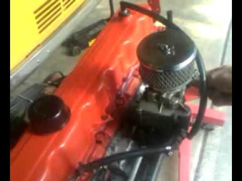 Chevy 250 Inline 6